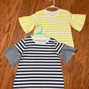 Two girls size XL 18 1/2 .